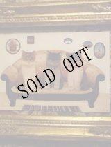 [再入荷]nna Hollerer-Wischin Cat Post Card