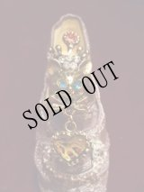 [再入荷]3D Royal Crown Cat King Ring