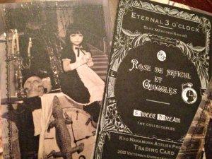 画像2: Rose de Reficul et Guiggles Trading Card colection set
