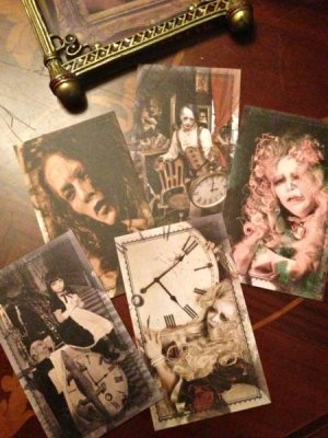 画像1: Rose de Reficul et Guiggles Trading Card colection set
