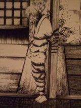 「伴う期待」 A5アートカード