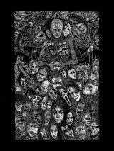 「恐怖の宴」  Horror Feast 近藤宗臣直筆原画