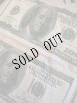 [再入荷]BILL TISSUE Dollars ペーパーナプキン