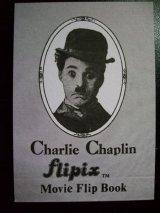 [洋書]Charlie Chaplin Movie Frip Bookチャップリンフリップブック