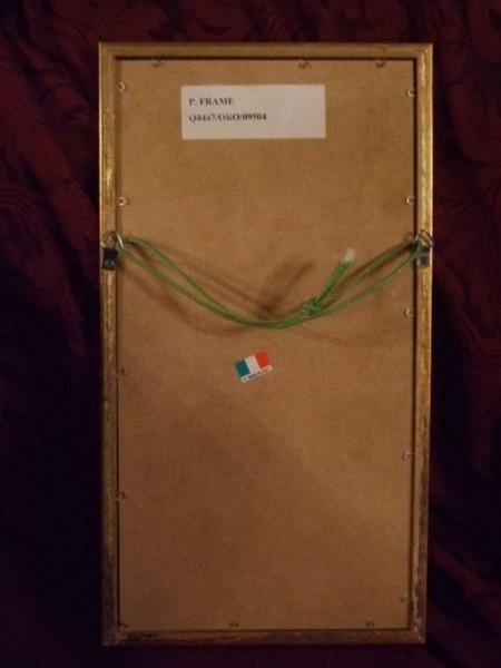 画像4: イタリア製金額縁 天使のアートフレーム イタリア製金額縁 天使のアートフレーム淑女雑貨