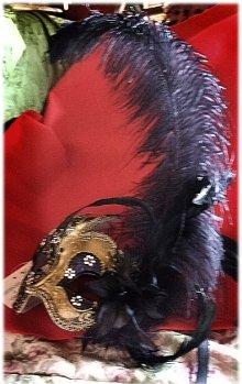 他の写真を見る1: [再入荷]ヴェネチアンマスク・マスケラ