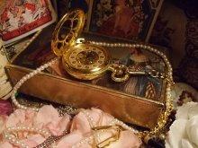 他の写真を見る2: [再入荷]手巻き式蓋つき懐中金時計