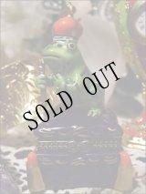 [再入荷] ミニポータリーケース King Frog
