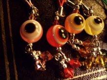 他の写真を見る2: メルマガプレゼント ポップカラーな目玉が可愛いアイボールストラップ