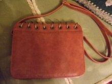 他の写真を見る3: 【再入荷】アンティークブックスタイルバッグ