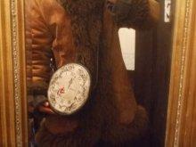 他の写真を見る3: [再入荷]クラシックロマンス 時計のショルダー<ポシェット>
