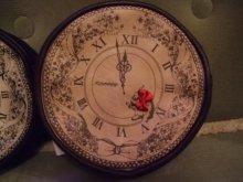他の写真を見る3: クラシックロマンス 時計のポーチ