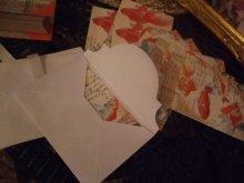 他の写真を見る3: 【再入荷】写実金魚柄本型・カード入りスペシャルボックスセット