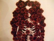 他の写真を見る1: 【再入荷】「紅花葬」Arata Nakajima ポストカード