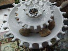 他の写真を見る2: 室内噴水 Jet d'eau Milk Crown