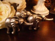 他の写真を見る3: シルバーエレファント ・象の置物