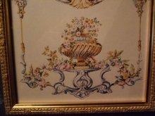 他の写真を見る2: イタリア製金額縁 天使のアートフレーム