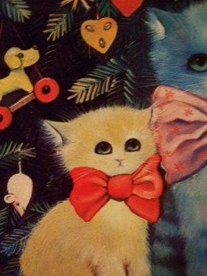画像2: Renate Koblinger Cat Post Card