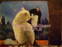 他の写真を見る1: Renate Koblinger Cat Post Card