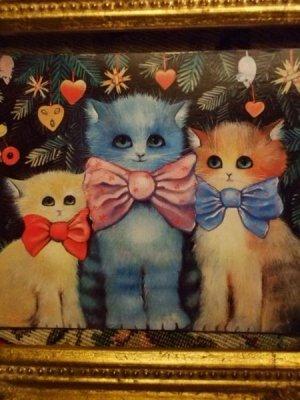 画像4: Renate Koblinger Cat Post Card
