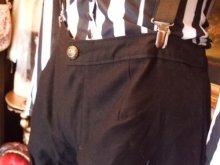 他の写真を見る1: 裾レース膝丈クラシカルパンツ