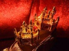 他の写真を見る1: [LAST]ラインストーン 古城のリング