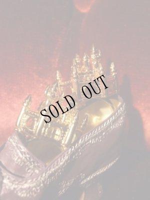 画像2: [LAST]ラインストーン 古城のリング