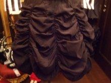 他の写真を見る3: CIRCUS ブラックタフタスカート