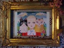 他の写真を見る1: 【再入荷】uroko-少女ポストカード「Spring」