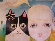 他の写真を見る2: 【再入荷】uroko-少女ポストカード「Spring」