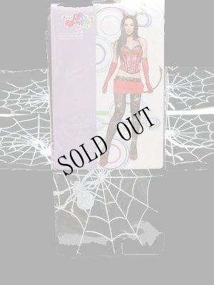 画像4: 蜘蛛の巣ストッキング