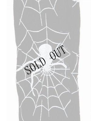 画像2: 蜘蛛の巣ストッキング