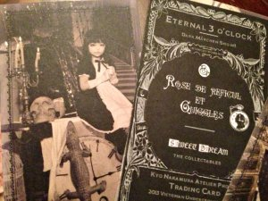 画像2: Rose de Reficul et Guiggles Trading Card colection set
