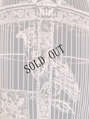 画像5: Raven in victorian cage birdcage women gothic T-shirt