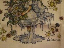 他の写真を見る2: 少女主義的水彩画家たま エコバッグ ベビーブルー