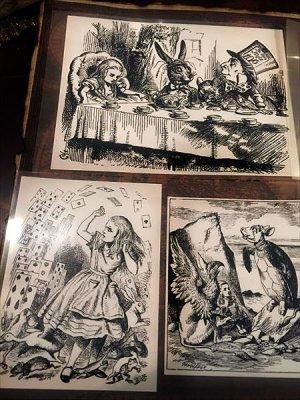 画像5: 【再入荷】不思議の国のアリス アイロン転写シートセット
