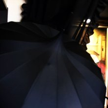 "他の写真を見る1: [再入荷]gothic ""WITCH""umbrella classical pagoda"
