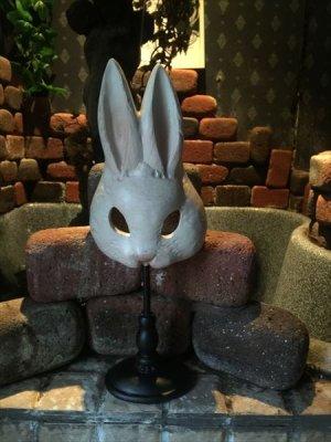 画像2: [再入荷] Rabbit Mask Stand