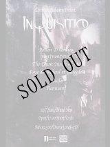 [大阪]10月07日[日]-Inquisitio-異端審問-  Dark-ism Industry presents予約特典つき