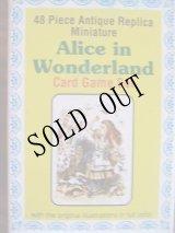 [再入荷]Alice Miniature  Card Game