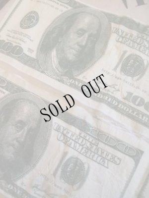 画像1: [再入荷]BILL TISSUE Dollars ペーパーナプキン