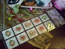 他の写真を見る3: 〔再入荷〕切手型エコシール Antique Rose