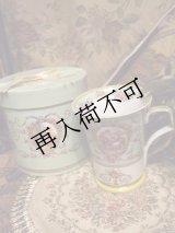 Rococo 貴族柄 ボックスイン マグカップ