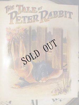 画像1: 洋書[The tale of Peter Rabbit]Story Book