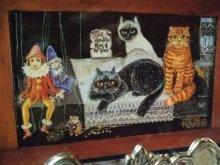 他の写真を見る1: 【再入荷】Eva Gutknecht Cat Post Card