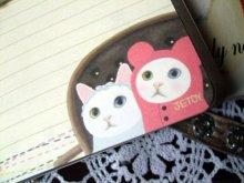 他の写真を見る2: JETOY/choo choo/猫のハードカバーノート