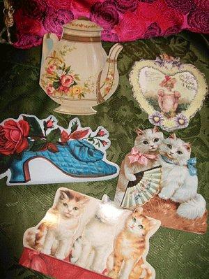 画像1: 【再入荷】Victorian Card