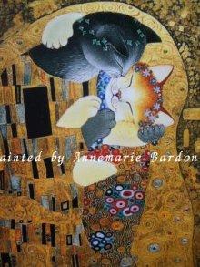 他の写真を見る1: 【再入荷】Anna Wischin Cat Post Card