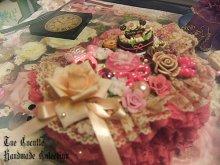 他の写真を見る2: おめかし木箱「Pink Party!」