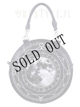 """LUNA ROUND BAG"" full moon BAG"
